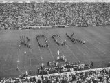 Navy vs Notre Dame Football Game Half Time Tribute to its Legendary Coach  the Late Knute Rockne
