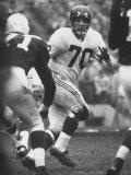 NY Giants Player Sam Huff