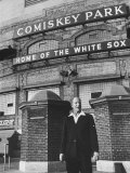 New Owner of the Chicago White Sox Bill Veeck