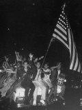 Hawaiians Celebrating Admission to US