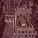 Spring Comes to Rockefeller Center