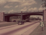 Merritt Parkway  New York