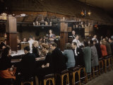 Ye Olde Celler Bar  Chicago  1945