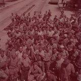 Hagannah Soldiers