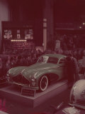 Automobile Show  Paris