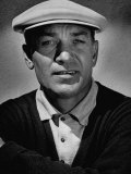 Portrait of Golfer Ben Hogan