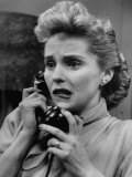 Actress Susan Douglas as Kathy Roberts in TV Soap Opera  The Guiding Light