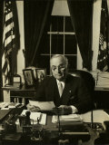 President Harry S Truman
