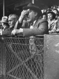 Brooklyn's Branch Rickey Showing Pain as the Dodgers Trail