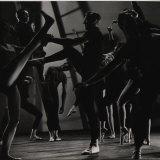 Choreographer Jerome Robbins