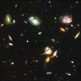 Astronomers at Space Telescope Science Institute Unveiled the Deepest Portrait of Universe  2004