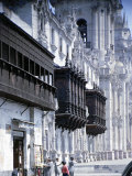 The Archbishop&#39;s Palace W Moorish Balconies