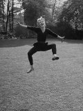 Child Actress Hayley Mills Dancing