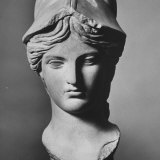 Reproduction of Bust of Athena