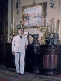 President of Brazil Getulio Vargas