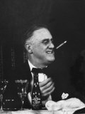Pres Franklin D Roosevelt Attending the Jackson Day Dinner