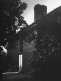 Dark and Brooding House of Rebecca Nourse Bennet Still Standing as a Remainder of Her Death