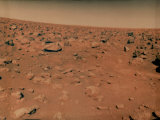 Rocky Surface of Mars from Viking 2