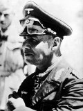 Profile of General Erwin Rommel  Commander of German Forces in Africa