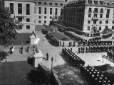 Unidentified Ceremony at the US Naval Academy