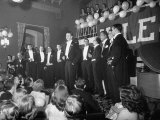"""Yale University's """"Whiffenpoofs"""" Party"""