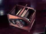 Model of Eli Whitney Cotton Gin