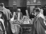 Open Air Market in the Jewish Ghettos of Alkmaar