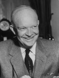President Dwight D Eisenhower Close-Up