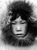 Eskimo Child