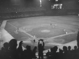 White Sox Defeating Red Sox in Tenth Inning 1-0  at Comiskey Park
