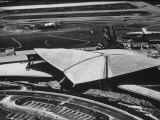 The Twa Terminal  Designed by Eero Saarinen