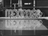 6 Foot Sign Will Stand Outside Each Arena and Stadium of 1968 Olympics  to Be Held in Mexico City