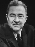 Minnesota Senator Eugene McCarthy During Campaign for Presidential Primaries