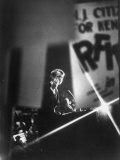 Senator Robert F Kennedy Campaigning in Camden