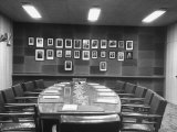 The Vacant Conference Room in the Un Building