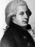 Austrian Composer Wolfgang Amadeus Mozart