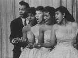 Group Singing on &quot;American Bandstand&quot;