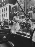 Queen Elizabeth Visiting the Us