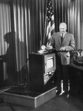 President Dwight D Eisenhower at the Opening of the Shippingport Reactor