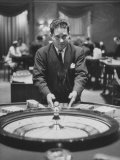 Dealer Roulette at National Casino