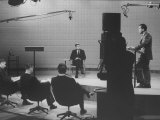 Richard M Nixon and John F Kennedy TV Debate