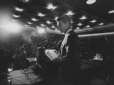 Robert F Kennedy Giving Speech