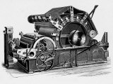 Mechanical Printing Press