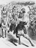 Cartoon of Favorable Reception of Scotch Reform Bill