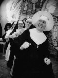 Nuns Putting on Original Musical Comedy at University of Notre Dame