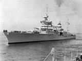 American Heavy Cruiser Uss Indianapolis
