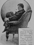 Adventures of Sherlock Holmes in the Strand Magazine  The Red-Headed League