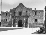 Exterior of the Alamo