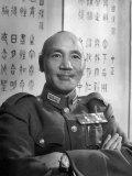Portrait of Gen Chiang Kai-Shek