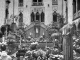Garden of Isabella Stewart Gardner's Home